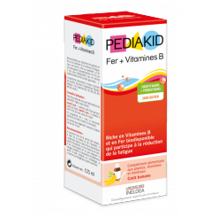 PEDIAKID® Fer + Vitamines B