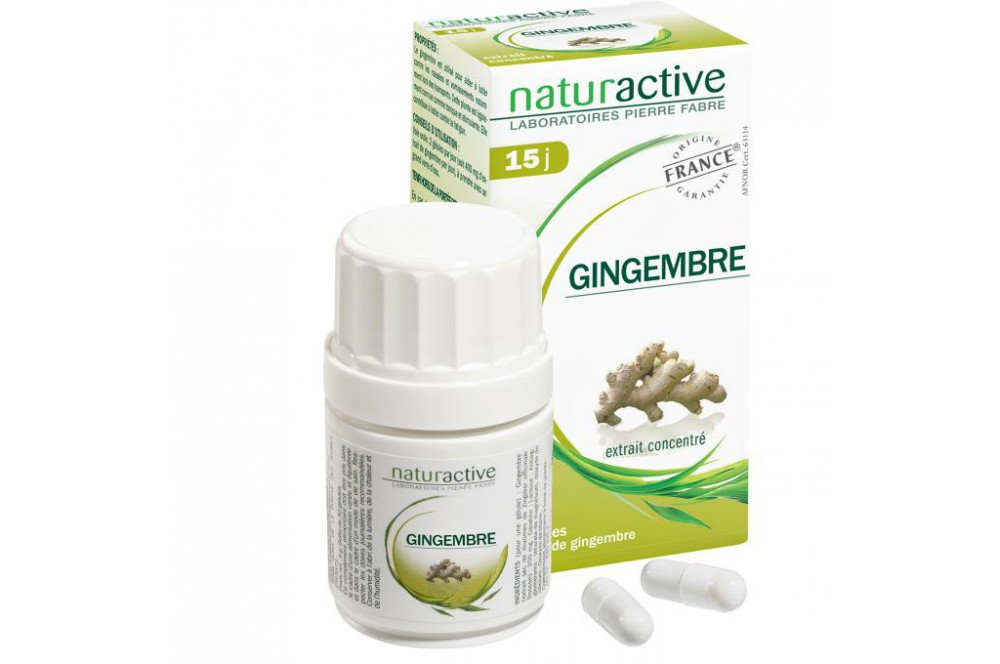 NATURACTIVE GINGEMBRE