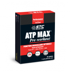 ATP MAX - PRE WORKOUT