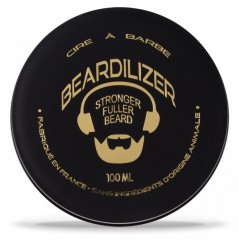 BEARDILIZER WAX - CIRE NATURELLE POUR BARBE