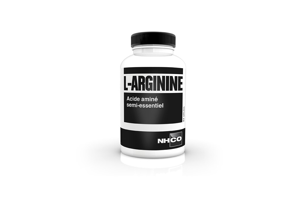 L-ARGININE - FATIGUE, CONSTRUCTION MUSCULAIRE