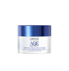 AGE PROTECT - CRÈME NUIT PEELING MULTI-ACTIONS SPF30