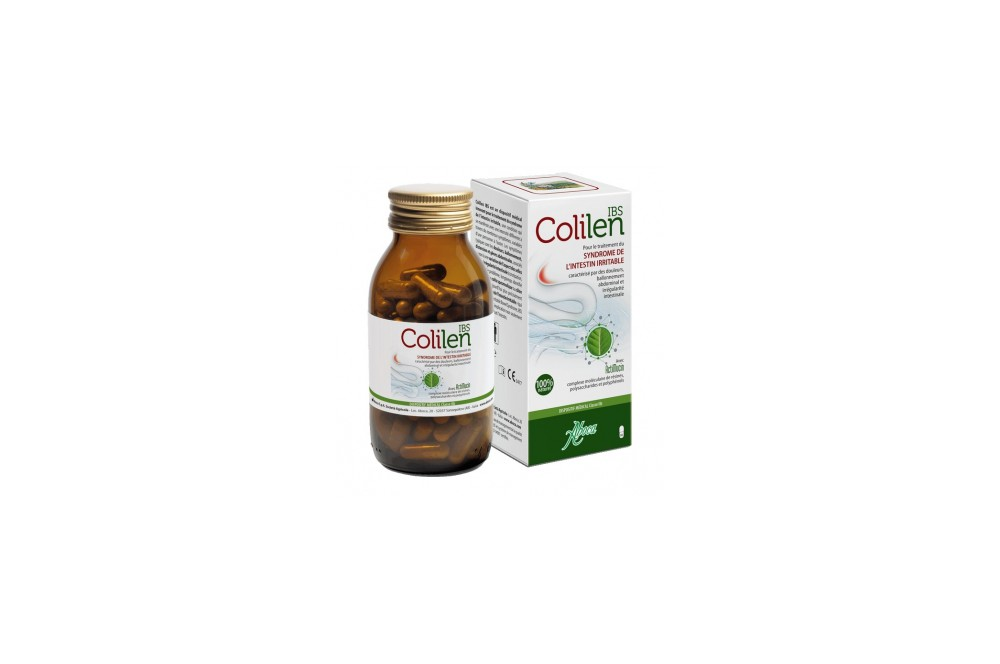 COLILEN IBS - INTESTIN IRRITABLE