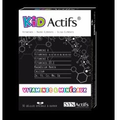 KIDACTIFS - 30 gummies