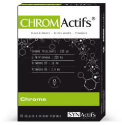 CHROMActifs - 60 gélules