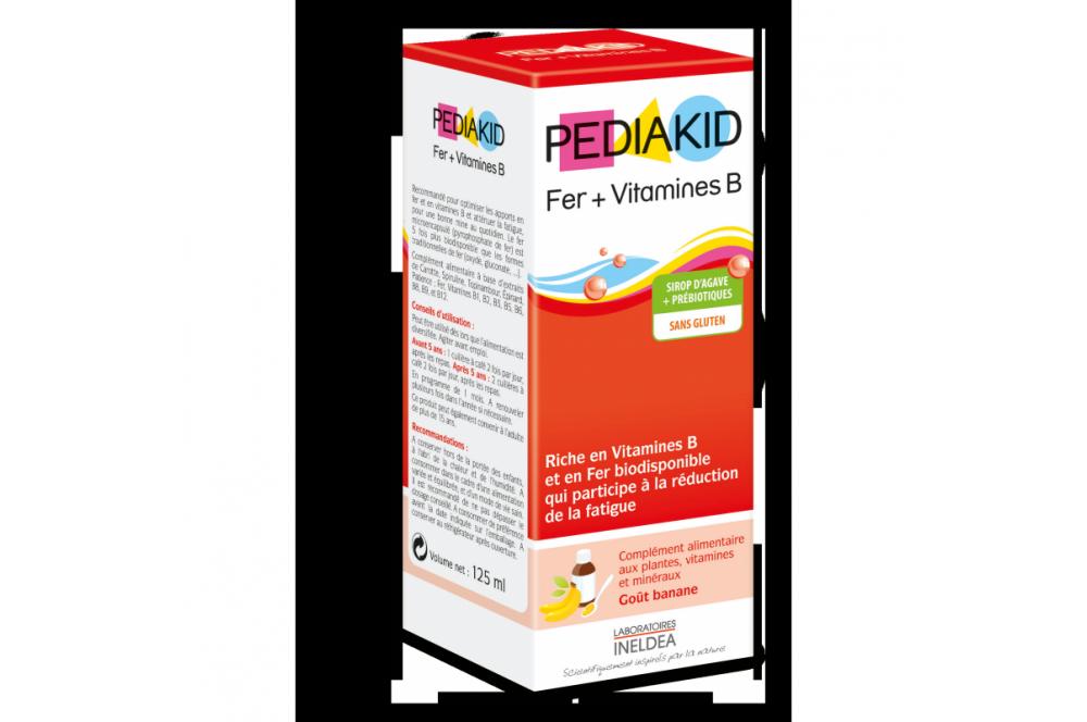 PEDIAKID® Fer + Vitamines B