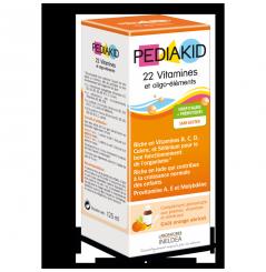 PEDIAKID® 22 Vitamines et Oligo-éléments