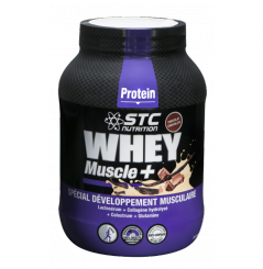 WHEY MUSCLE +