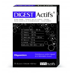 DIGESTACTIFS - BALLONNEMENTS, SPASMES DIGESTIFS