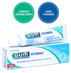 GUM HYDRAL - GEL HUMECTANT