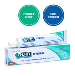 GUM HYDRAL - DENTIFRICE