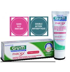 GUM PAROEX - DENTIFRICE