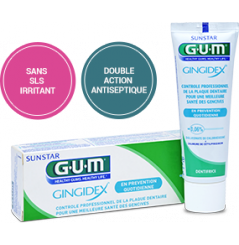 GUM GINGIDEX - DENTIFRICE