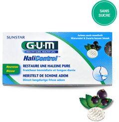 GUM HALI CONTROL - PASTILLES