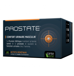 PROSTATE - Confort urinaire masculin