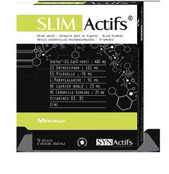SLIMACTIFS - Minceur, perte de poids, élimination