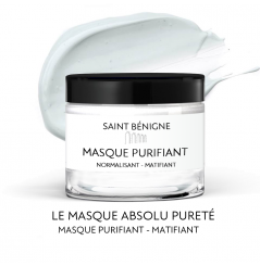 MASQUE PURIFIANT MATIFIANT - 50ml