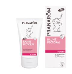 PRANABB - Baume pectoral bio