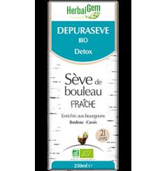 DEPURASEVE - Sève de bouleau fraîche