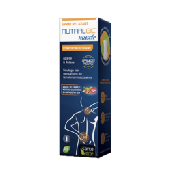 NUTRALGIC MUSCLE - SPRAY RELAXANT