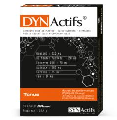 DYNACTIFS - 30 gélules