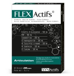 FLEXACTIFS - DOULEURS MUSCULAIRES ET ARTICULAIRES
