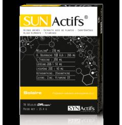 SUNACTIFS - PRÉPARATION AU SOLEIL